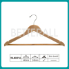 cheap wooden hanger for clothes