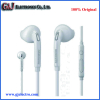 3.5mm Earphone Headset Headphone Remote Mic Volume for Samsung S6 S5 S4 NOTE5