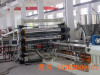 EVA interior sheet extruder