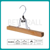 Top quality luxury coat wooden hanger