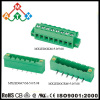 Pin header connctors PCB contact pluggable terminal block connector Pin Spacing 5.08mm male type Plug-in Terminal Blocks