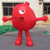 Inflatable Advertising Moving Mascot Model for Your Business