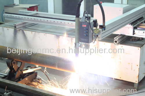 Plasma CNC Tube Cutting Machine Steel Pipe cutter