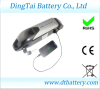 Newest down tube 48V 11.6Ah Lithium ion 18650 e-bike battery pack with BMS with USB 5V output