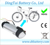Bottle style 48V 11.6Ah Li-ion rechargeable ebike battery pack