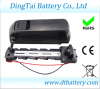 Down tube electric bike rechargeable battery 48V 11.6Ah with Samsung INR18650-29E cell 5V USB output