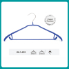 PE coated laundry metal wire hanger