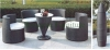 Wicker sectional sofa set furniture outdoor wicker furniture set sale