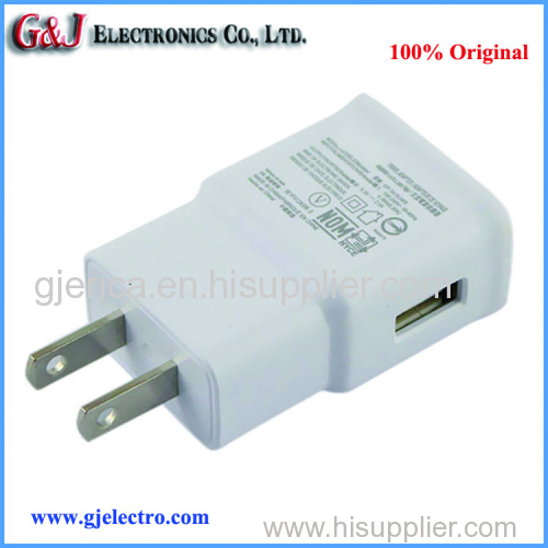 USB wall charger for Samsung S5 note3 US travel charger