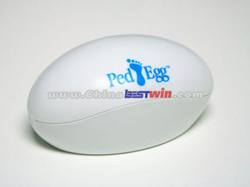 Ped Egg professional hard skin remover for feet/heels