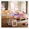 Pink Stylish Full Length Dressing Mirror