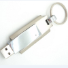 Twister USB Memory Stick with LOGO Engraved by Supplier of Rotating Flash Memory 16GB and China factory of OEM pen drive