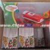 New Red Nicer Dicer Plus Dicing Slicing Grating Kitchen Cutting tool