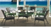 Outdoor dining table chair sets wicker dining set manufacturer
