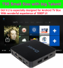 Amlogic S905 Android TV Box Quad Core 64Bit A53 Fully Loaded Kodi Goolge Play Store 4K 2K Media Player
