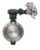 flow cut off knife gate valve