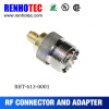 high quality SMA female to UHF female adaptor RF type connector