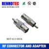 75 ohm BNC female to RCA male adapter RF connector