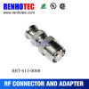 vertical BNC plug to UHF/SMA jack adapter RF connector