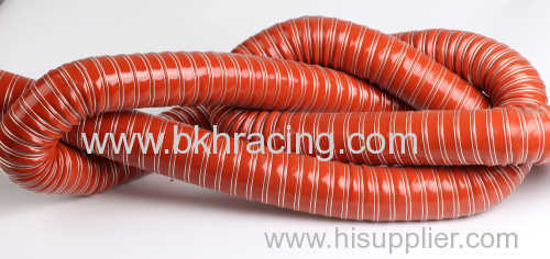 32MM BLACK HIGH TEMPERATURE SILICONE DUCT AIR HANDING DUCT HOSE SILICONE FLEXIBLE AIR INTAKE HOSE