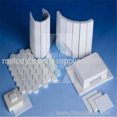 96% Alumina Ceramic Tiles for Wear Reisistance