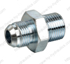 BSP male double use for 60° cone seat or bonded seal/ JIC male 74° cone Adapter