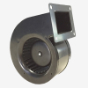 Pellet stove centrifugal blower fan