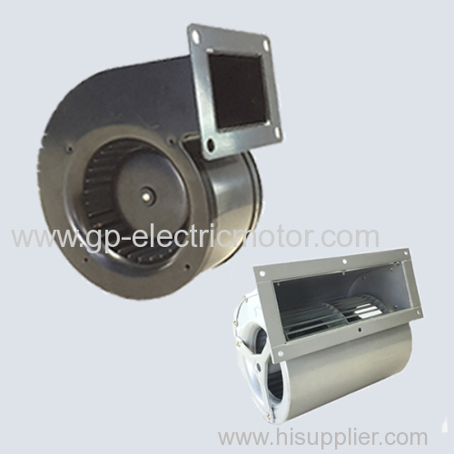 Dc single dual centrifugal exhaust fan blower