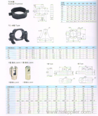 SC Cylinders standard cylinders accessories