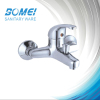 durable bath mixer (brass bady zinc handle ceramic cartridge 35mm )