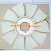 caterpillar engine fan blade E320D CAT excavator 320D fan blade