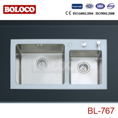 stainless steel sink BL767