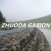 High Quality ASTM A975 Galvanized Gabion Basket from Real Manufacturer (Zhuoda Gabion)