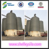 trailer silo wrap used for feed mill