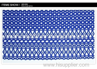 2015 Best Selling Products Cord Lace Fabric/Guipure Lace Fabric