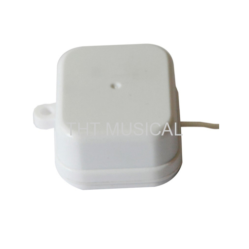 YUNSHENG MINI PULL STRING CORD MUSIC BOX
