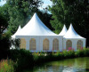 Popular high quality canvas pagoda tent
