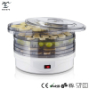 Electric Food Dehydrator/Dryer WIth 5 Adjustable Trays-250W