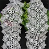 New Arrival Fancy Embroidered Bridal Lace Trim