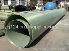 High quality frp composite pipe fiberglass pipe