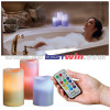 Christmas Gift Luma Candles Real Wax Flameless Candles with Remote Control Timer As Seen On TV