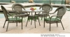 Outdoor patio set rattan table chair sets furniture