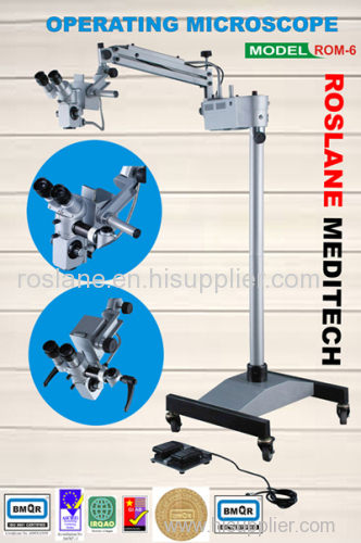 Ophthalmic Microscope / Dental Microscope / ENT Microscope / Surgical Microscope