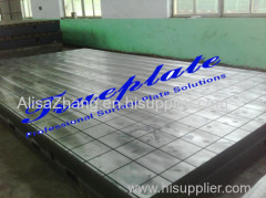 2015 hot sale cast iron surface plate