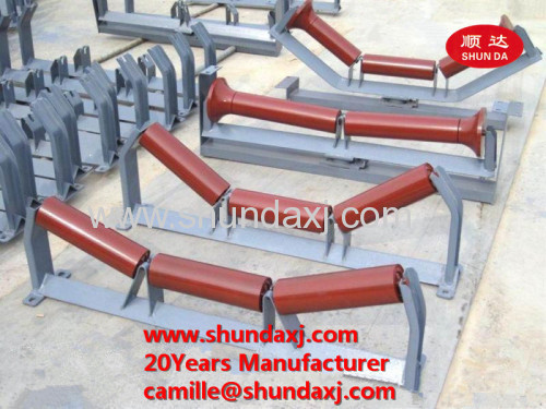 OEM 50000 hours conveyor roller gravity roller steel conveyor roller