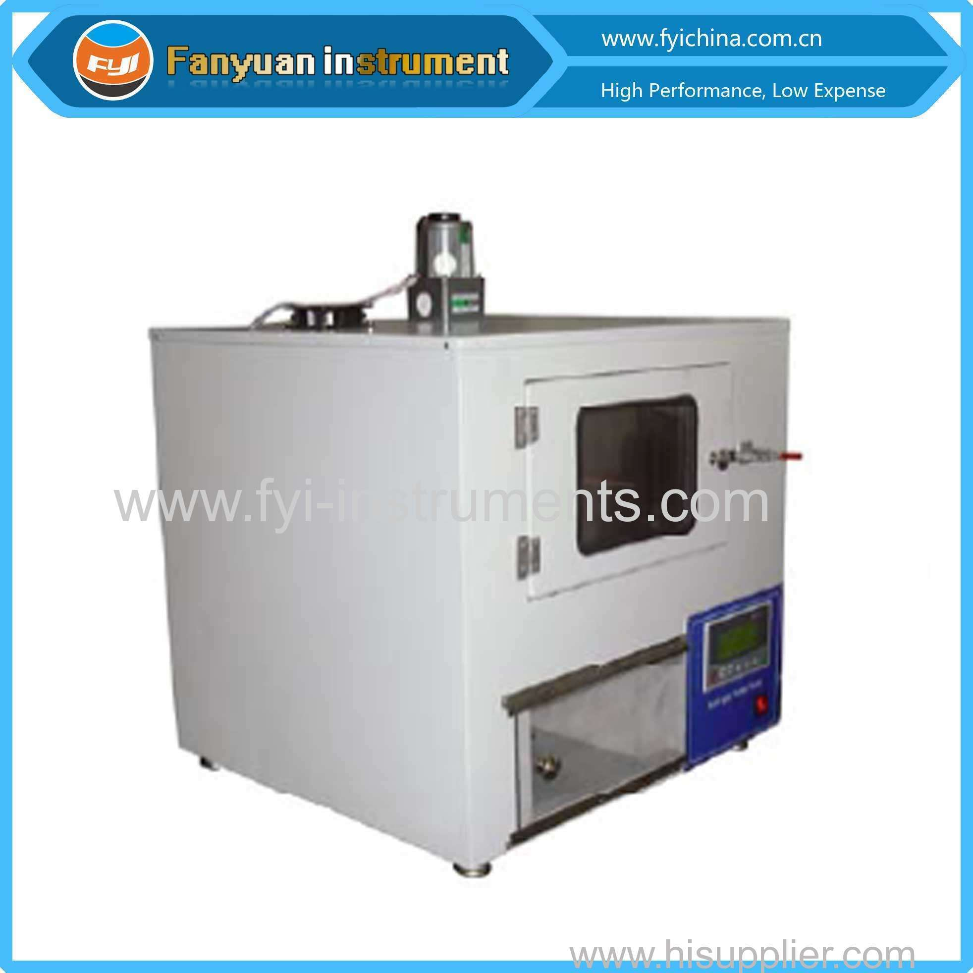 Congraulations ! Our Turkey customer buy our Gas Fume Chamber