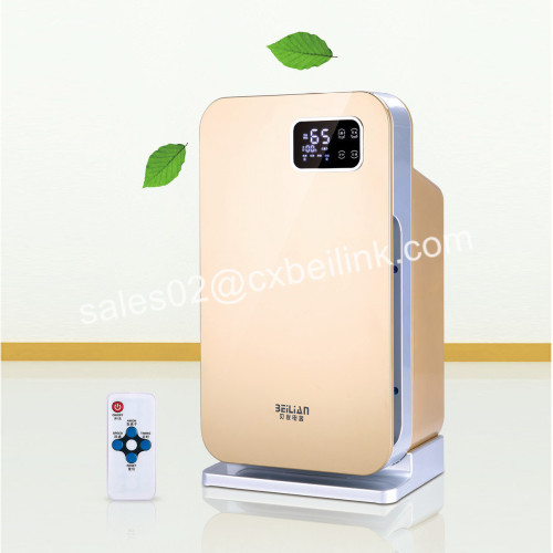 2016 new designed air purifier