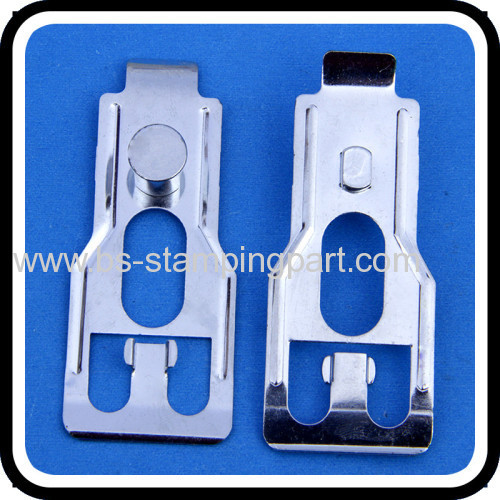 welded metal stamping parts with CNC part