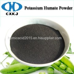 Potassium Humate Powder With Fulvic