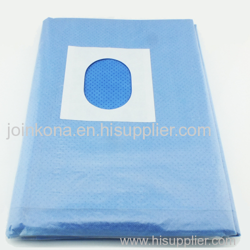 Disposable Ophthalmic surgical drape